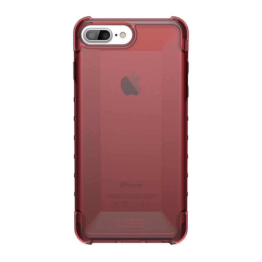 UAG PLYO For iPhone iPhone 6plus/6splus/7plus/8plus เคสกันกระแทก แนวลุยโหดๆ สีแดง #194