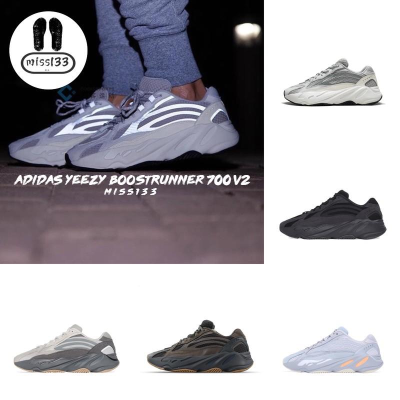 Adidas Yeezy Boot 700 V 2 3 M Ef 2829 รองเท้าผ้าใบลําลอง