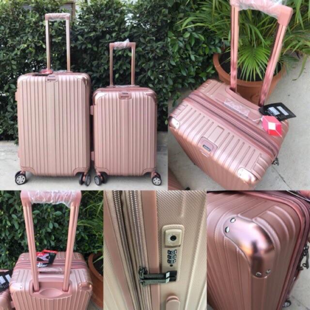 """กระเป๋าเดินทาง ขนาด 24 """""""