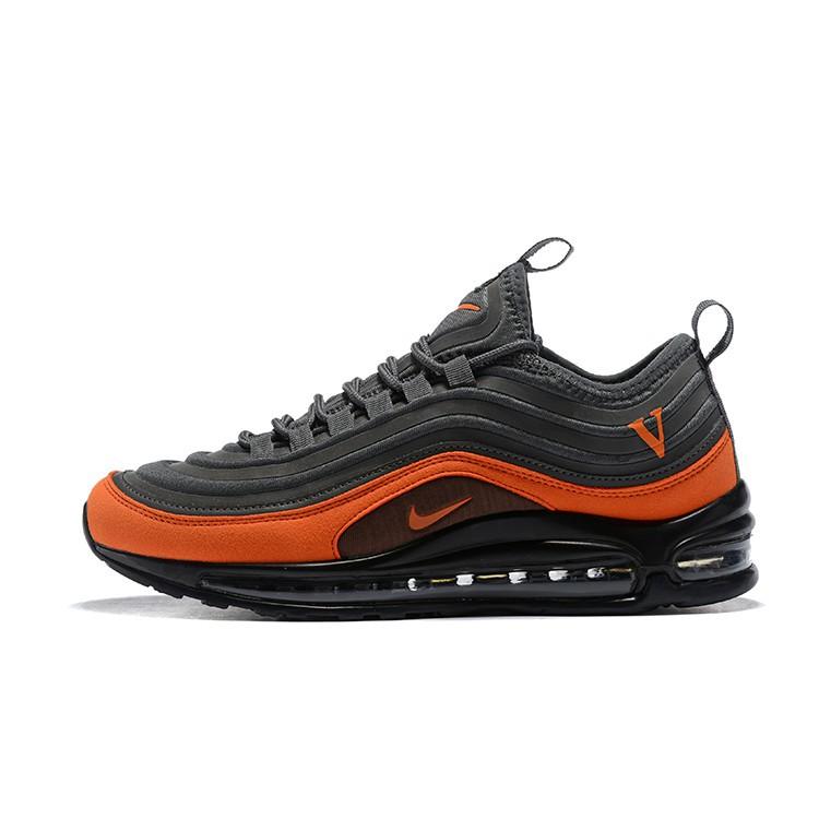 Genuine Nike Wmns Air Max 97 Ul 17 Prm Retro Air Cushion Running Shoes sports shoes Men's shoes casual shoes