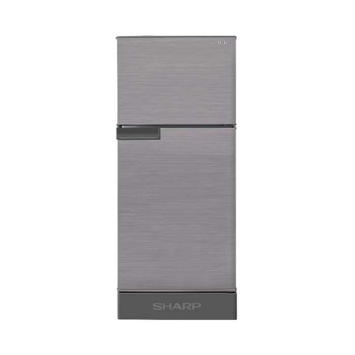 SHARP ตู้เย็น 2 ประตู รุ่น SJ-C19E ขนาด 5.9 คิว  รับประกัน 10ปี  ตัวเครื่อง 1ปี