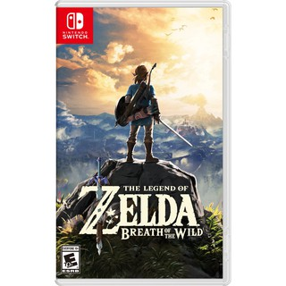 Nintendo : Nintendo Switch  The Legend of Zelda: Breath of the Wild (US)