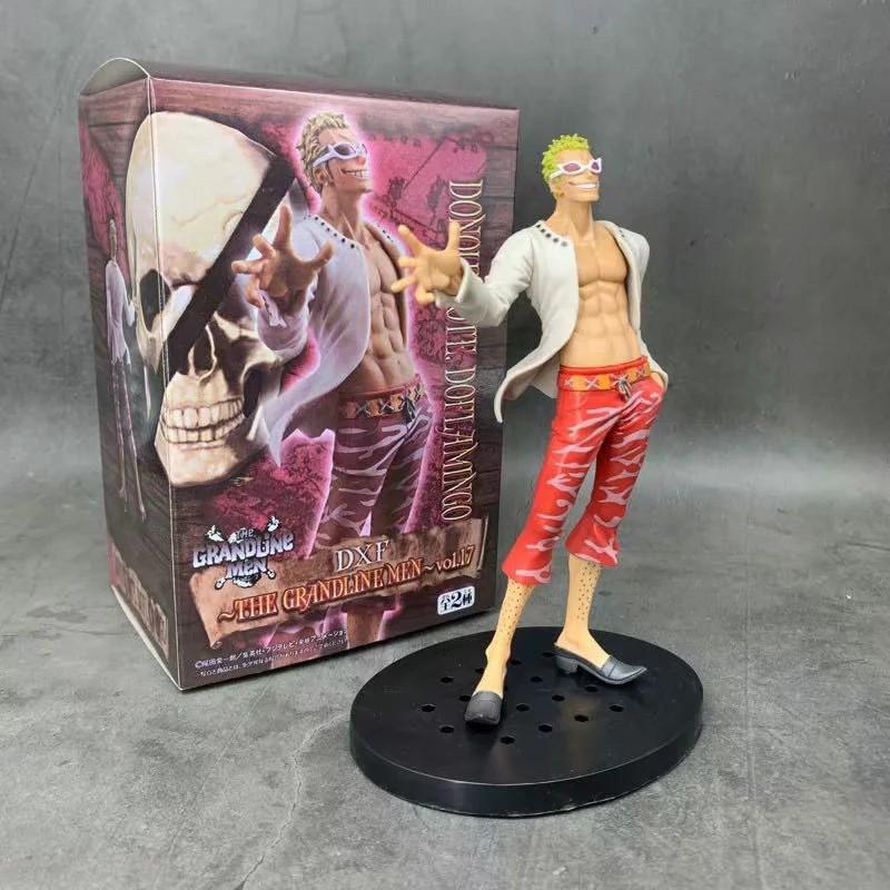 Banpresto One Piece Doflamingo Figure The Grandline Men vol.17 ship from Japan