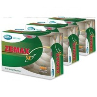 Cheapest Price Mega We Care Zemax SX (30Capsules 3Boxes) sale
