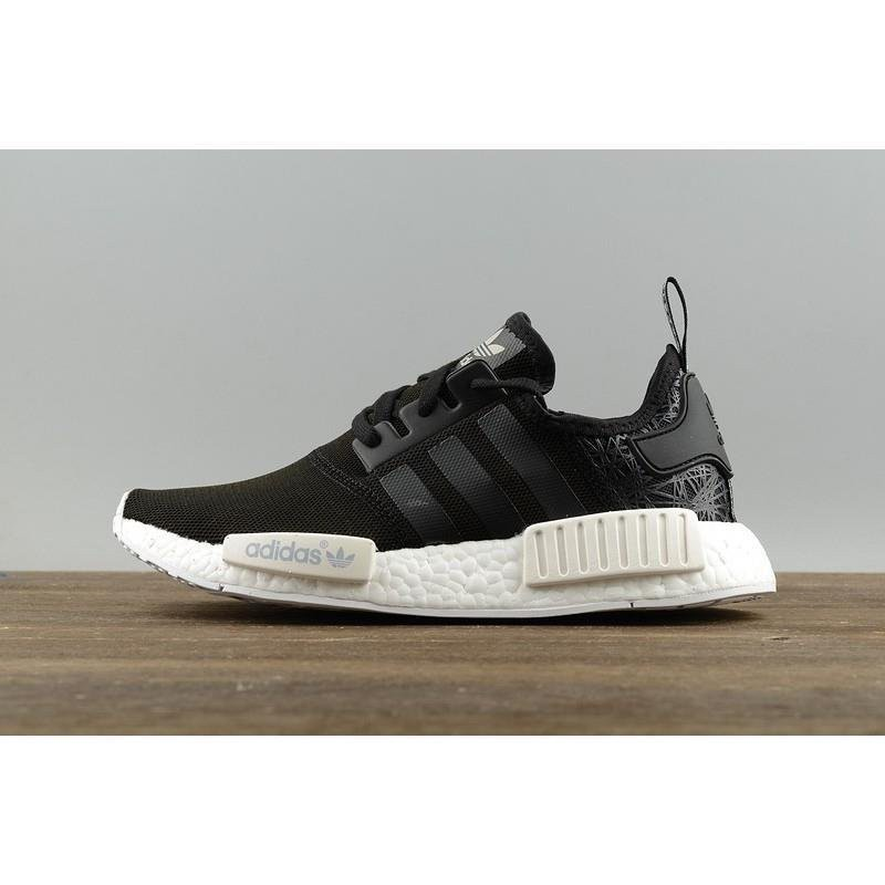 Find Price Adidas NMD R1 PK ????????? All Black Nest ???