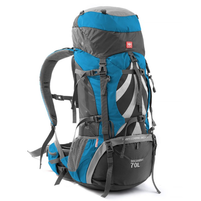 NATURE HIKE 70L BACKPACK (NAVY)