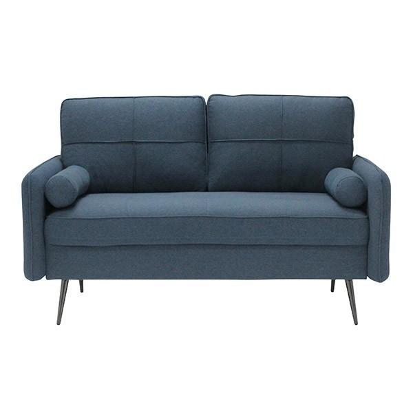 SB Furniture โซฟาผ้า โซฟา 2 ที่นั่ง Flavour ขนาด 146x80x88 ซม. -