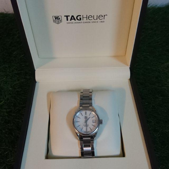นาฬิกาข้อมือ TAG HEUER - LADIES' CARRERA CALIBRE 9 AUTOMATIC