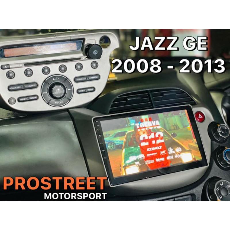 จอ Android Honda jazz GE (2008-2013) ALPHA COUSTIC (อัลฟ่า คูสติกส์)