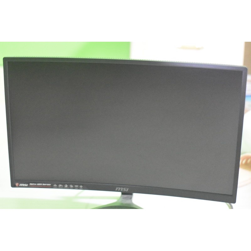 "MSI MONITOR 23.6"" G241VC 75Hz 1MS จอ curved"