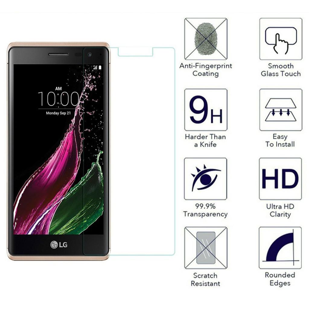For LG Bello 2/MAX/D337/F60/G2/G3/G4 9H HD Clear Tempered Glass