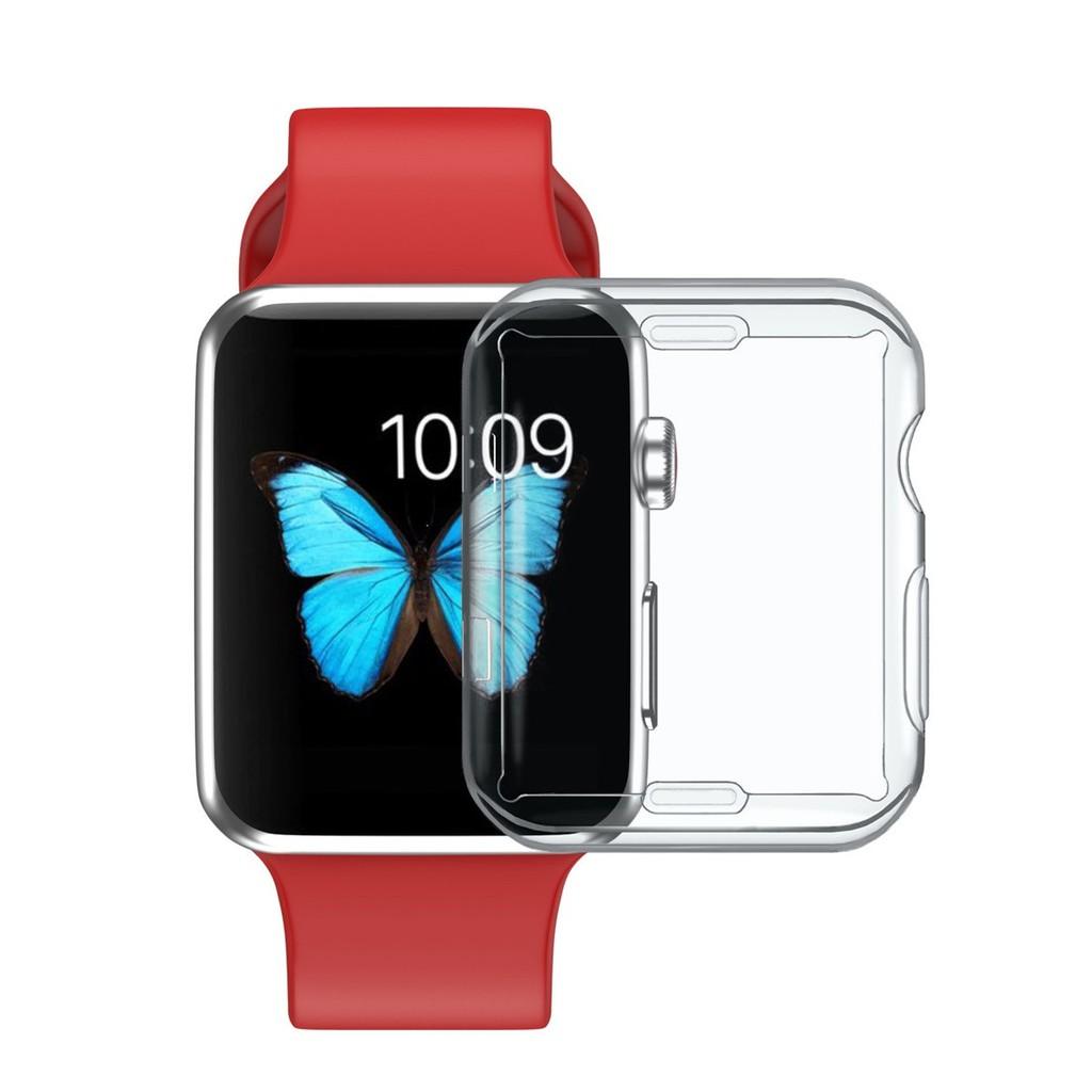 💖fancylook💖 เคส TPU Soft Case สำหรับ Apple Watch Series 2 / 3