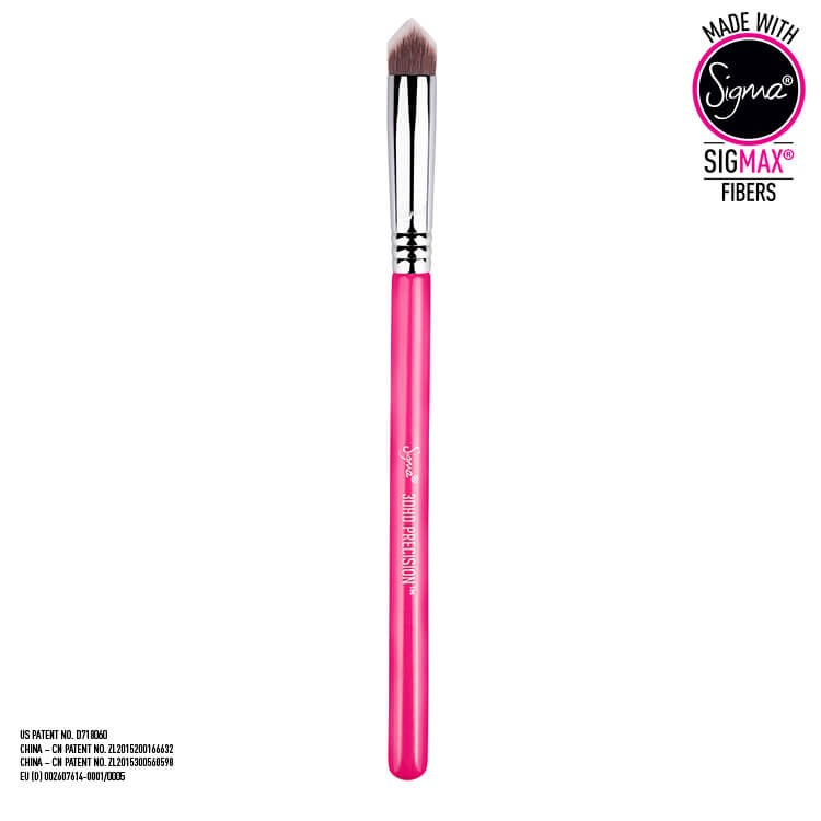 Sigma Beauty 3DHD™ - PRECISION BRUSH Pink Sigmax