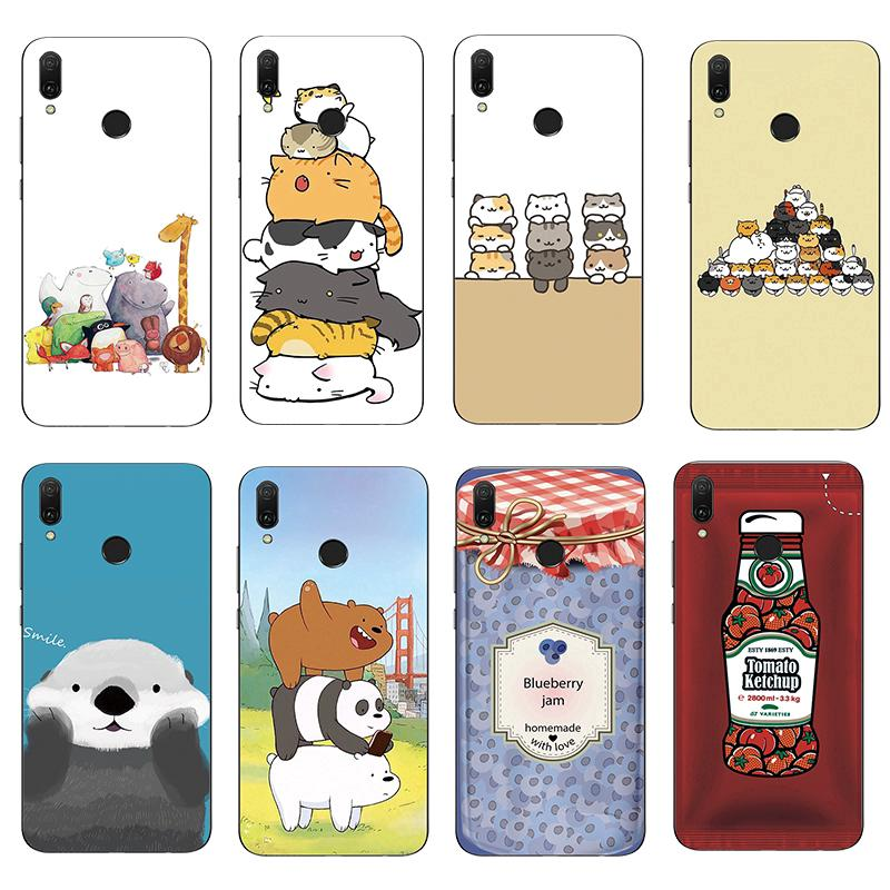Review เคส Cute Cat TPU Soft Case Asus ZenFone Max Pro M1 ZB601KL/ZB602KL/ZB570TL/ZB501KL