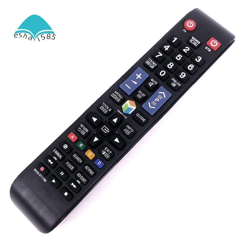 Samsung Smart ทีวี Bn 59-01178 B Ua 55 H 6300 Aw Ua 60 H 630 Aw Ue 32 รองเท้าผ้าใบลําลอง