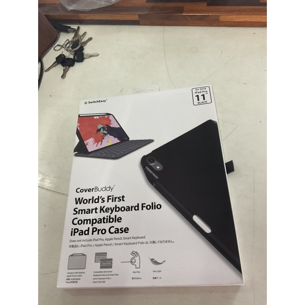 cover buddy for iPad pro 11 2018 (มือสอง)