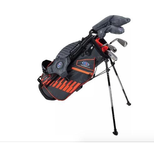 ชุดไม้กอล์ฟสำหรับเด็ก US Kids Golf Club Set 51 Player Height 10 Club [Free Bag 2020] US Kids golf Club