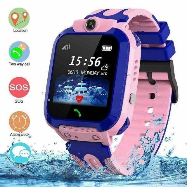 นาฬิกาไอโม่รุ่นอัพเกรด กันน้ำได้ ❗️❗️ รุ่นQ12