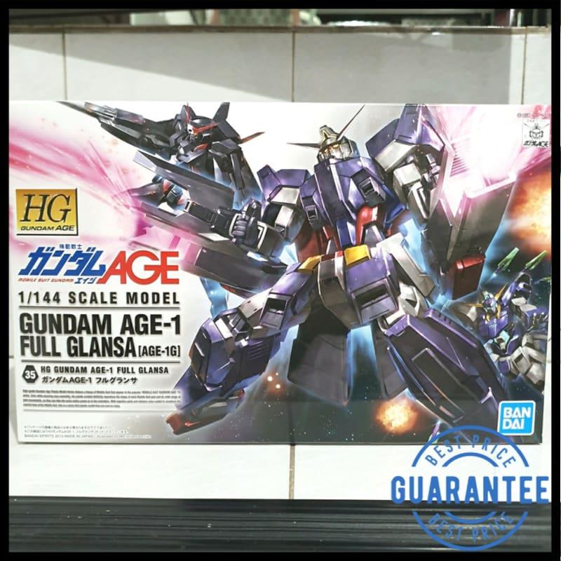 Hg Gundam Age 1 Full Glansa Bandai Agent กระจกมือถือสําหรับผู้หญิงและผู้ชาย