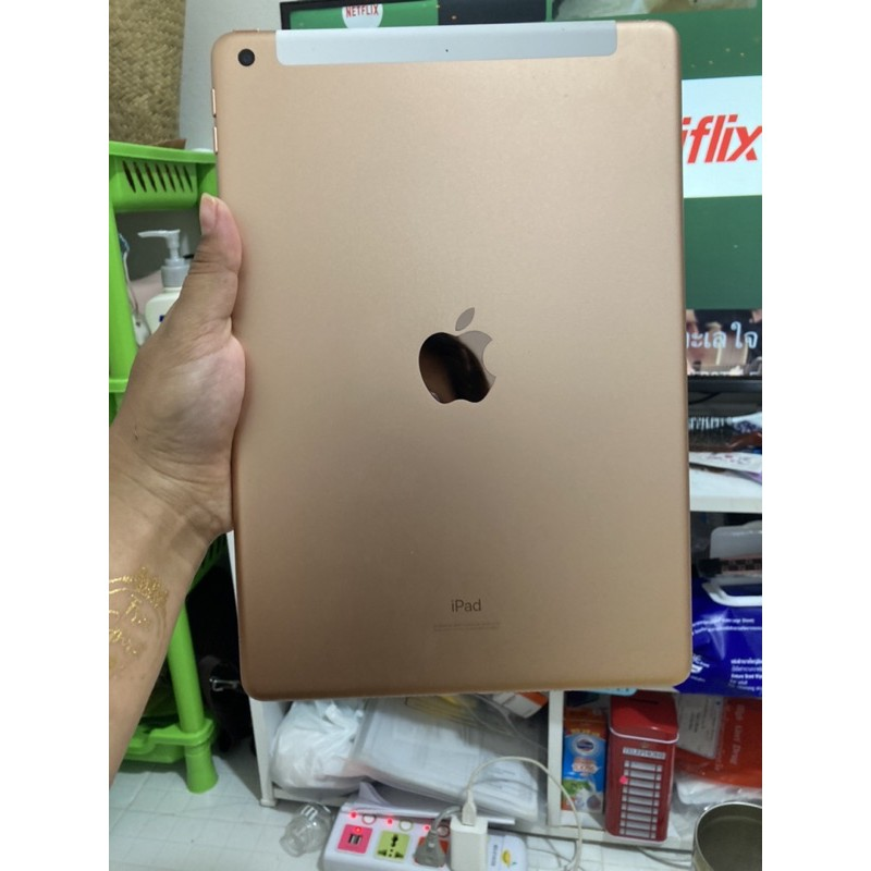 iPad gen7 WiFi+cellular128gb
