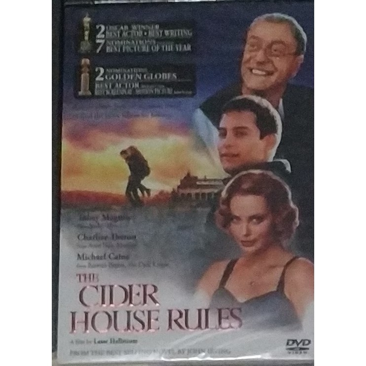 DVD Cider House Rules