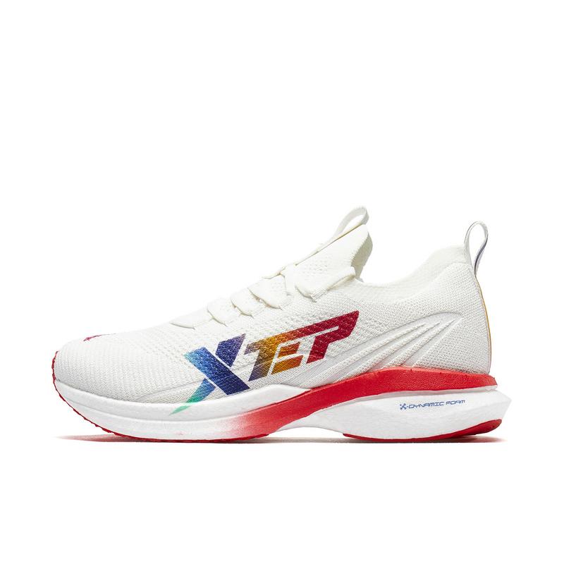 Xtep Ultra Fast 160X 1.5 รองเท้าวิ่งมาราธอน ร้องเท้าวิ่งแบบมืออาชีพ รองเท้ากีฬาผ้าใบคาร์บอนไฟเบอร์ เหมาะกับผู้ชายทุกคน