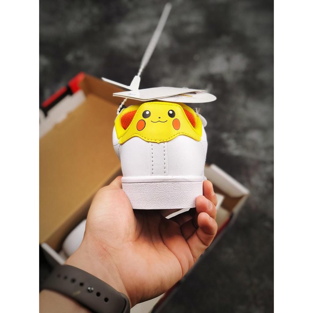 💕 Original 💕 Fila DISRUPTOR 2 Fila X Pokemon รองเท้าวิ่งแฟชั่นสตรี