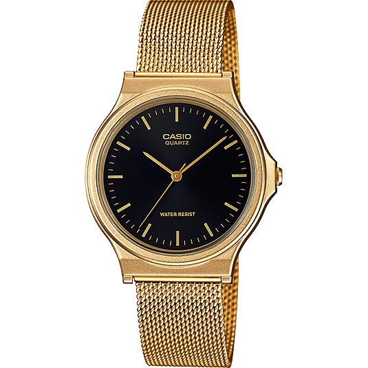 (จุดด่างพร้อย)Casio นาฬิกาข้อมือชาย/หญิง สายสแตนเลส รุ่น MQ-24M-1E, MQ-24MG-1E ของแท้ ประกัน CMG