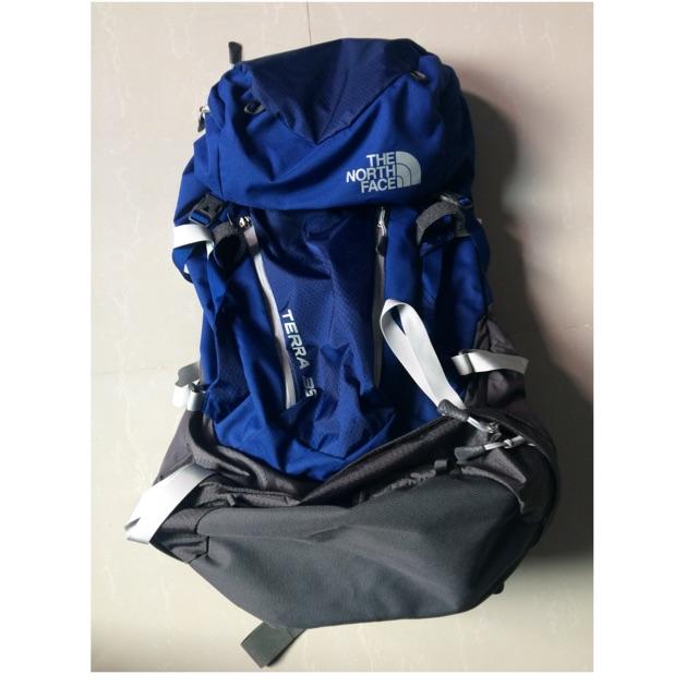 กระเป๋า backpack The North Face TERRA 35 ขนาด 35+3L