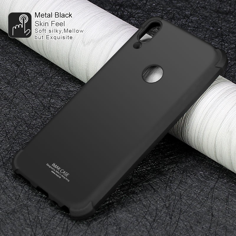 Image # 6 of Review ASUS Zenfone Max Pro M1 ZB601KL/ZB602KL IMAK Full Cover Soft Silicone TPU Case