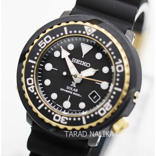 นาฬิกา SEIKO Prospex SOLAR DIVER'S 200 M SNE498P1 (ประกันศูนย์ บ.ไซโกประเทศไทย จก.)
