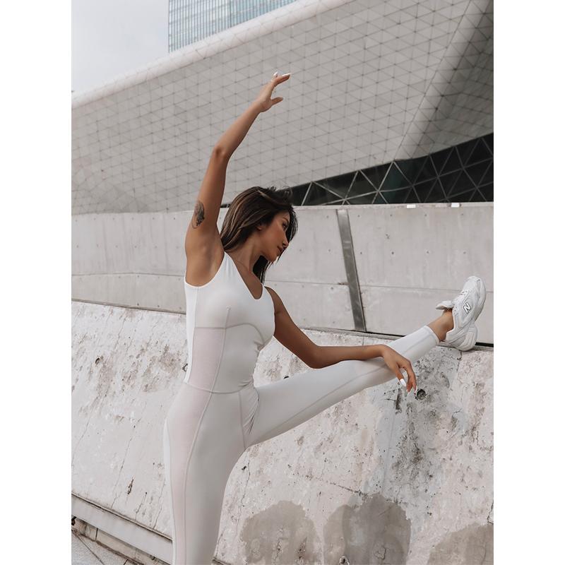 ♓♖🔥จัดส่งที่รวดเร็ว🔥Aria ชุดรัดรูปยางยืด X-SOFT ชุดโยคะกีฬาแห้งเร็วชุดออกกำลังกายสำหรับวิ่งหลังสวยสำหรับผู้หญิงสำหรับฤ