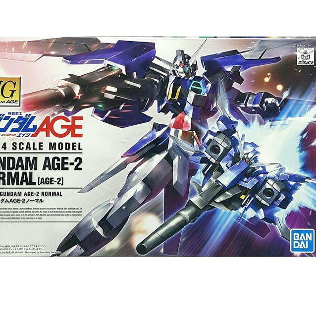 Ry Hg Gundam Age-2 ของเล่นสําหรับเด็ก