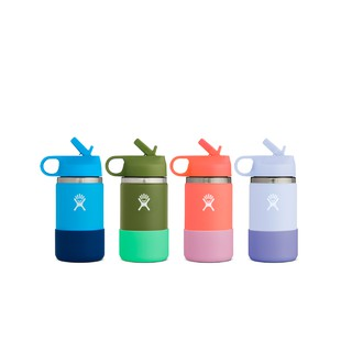 HYDRO FLASK WIDE MOUTH KIDS 12 OZ  สี PACIFIC