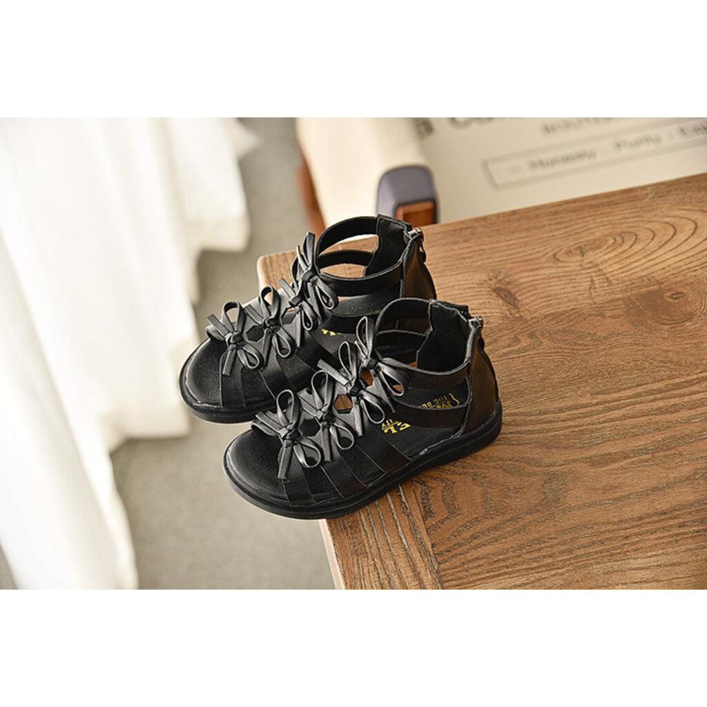 Shoe1424- รองเท้าคัชชูเด็ก รองเท้าเด็กเล็ก รองเท้าเด็กโต (ยาว=ความยาวพื้นในรองเท้า) รองเท้าออกงานเด็ก NH3X