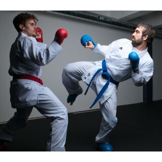 adidas Karate WKF Approved Shin Guards 2 Colors!