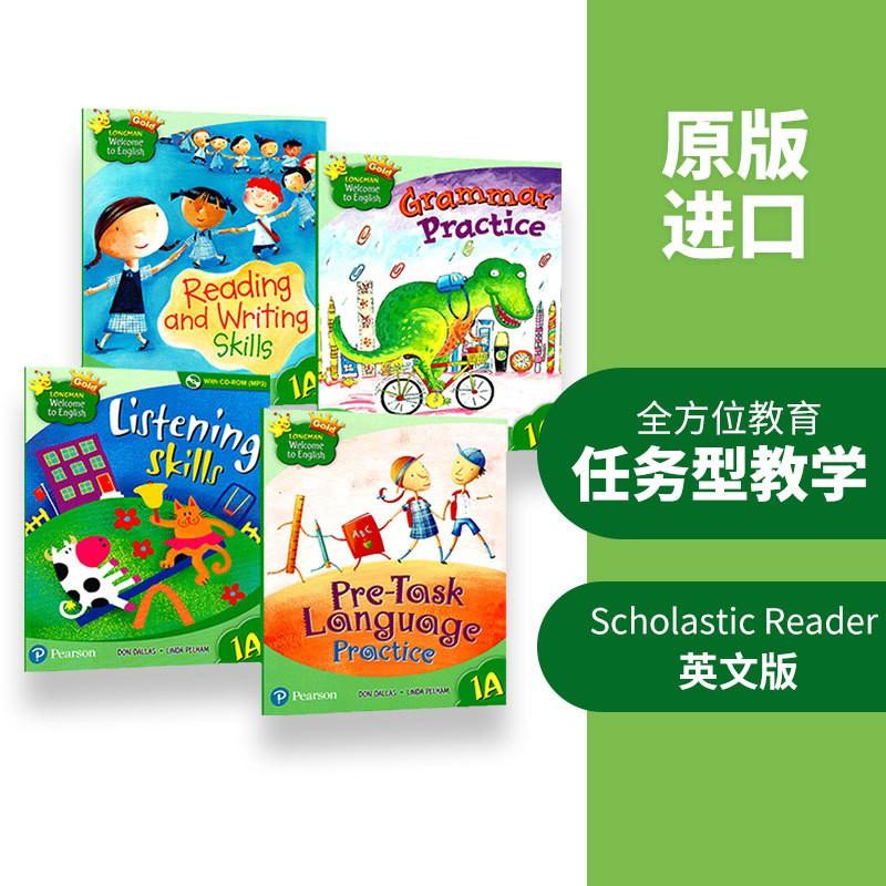 Hot Books New Hong Kong Longman หนังสือสําหรับประถมศึกษา
