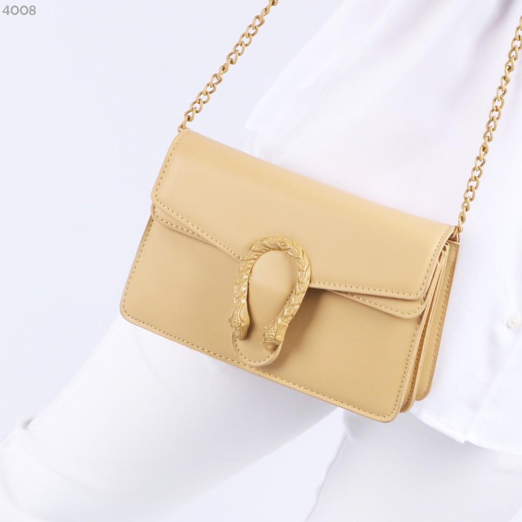 กระเป๋า Gucci Dionysus 4008 สไตล์เกาหลีสําหรับผู้หญิง