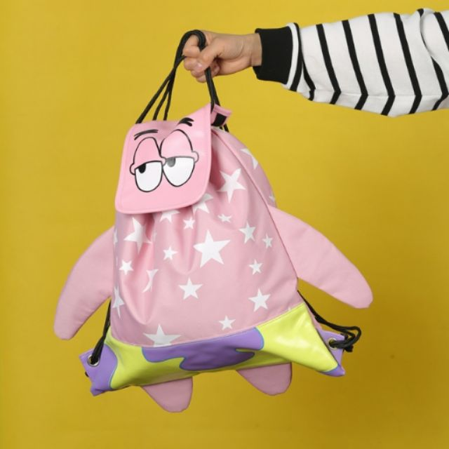 patrick star backpack