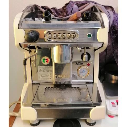 #เครื่องทำกาแฟมือสอง BFC Lira 1 หัวชง พร้อมเครื่องบด F64 สภาพสวยมากๆ