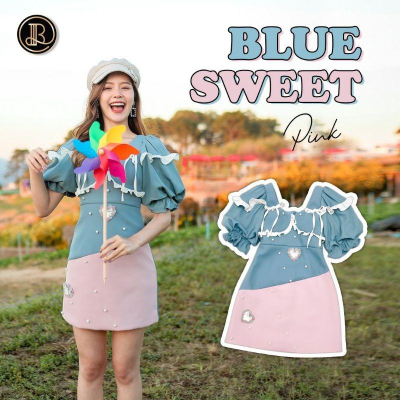 Dress BLT Blue Sweet