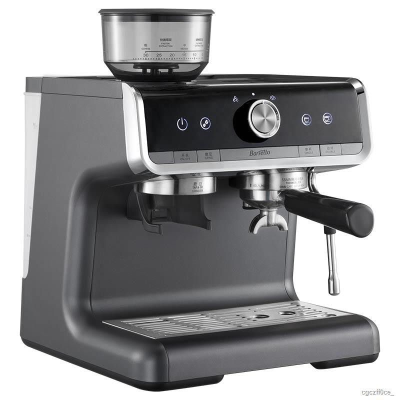 ✙อิตาลี baretto เครื่องบดกาแฟกึ่งอัตโนมัติกึ่งอัตโนมัติสำหรับผู้บริโภคและเครื่องทำฟองนมแบบไอน้ำเพื่อการพาณิชย์