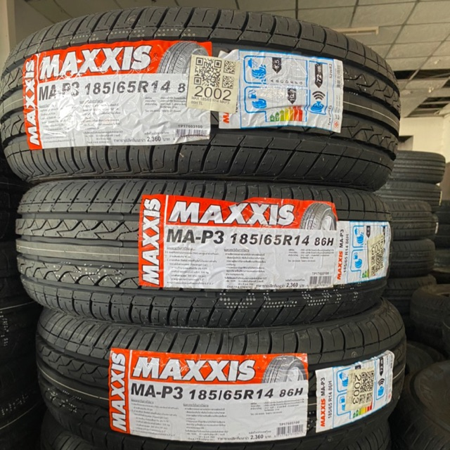 Maxxis 185/65R14 ปี2020