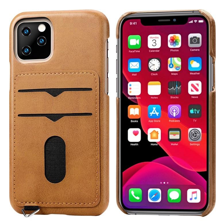 เคสโทรศัพท์มือถือแบบสองซิมสําหรับ Iphone 11 Pro Max