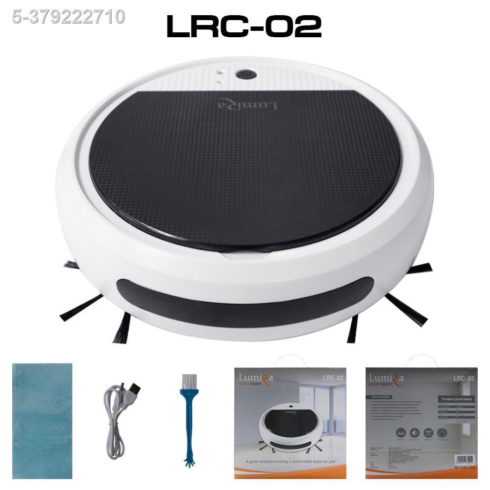 2021 ล่าสุด✇┋หุ่นยนต์ดูดฝุ่น (LRC-02) Lumira