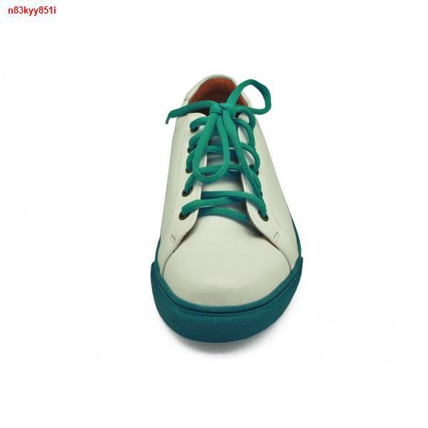 lowest price▼△TAYWIN(แท้) รองเท้าคัชชูส้นเตี้ยหนังแท้ ผู้หญิง รุ่น SY-05 หนังนิ่มสีขาว