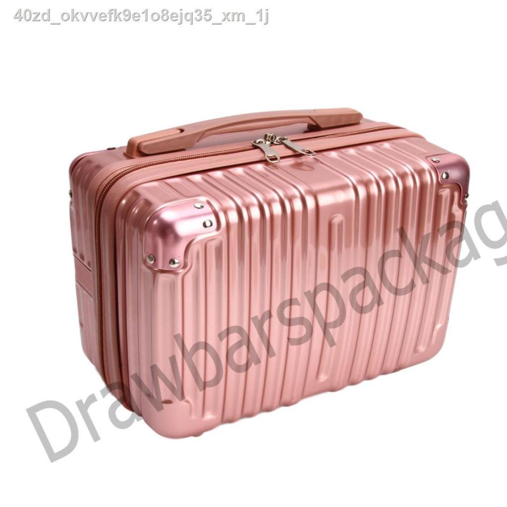 【มีสินค้า】🔥มีของพร้อมส่ง🔥ลดราคา🔥✵Thai Pilot กระเป๋าใบเล็กกระเป๋าเดินทางกระเป๋าเครื่องสำอางค์เกาหลีที่เก็บสัมภาระเล