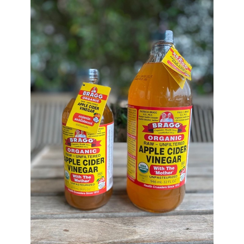 KETO Bragg Apple Cider Vinegar
