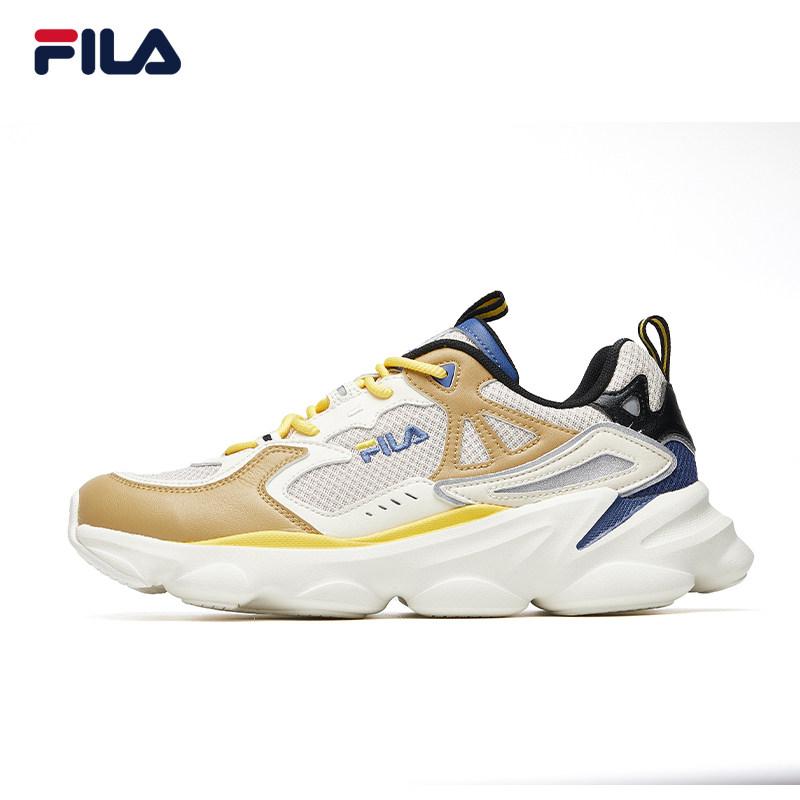 ●♥FILAรองเท้าเก่าของผู้ชายFeileskipper2020ฤดูใบไม้ร่วงแฟชั่นป่าแนวโน้มรองเท้าวิ่งย้อนยุค