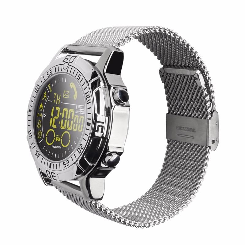 Ex28 A นาฬิกาข้อมือกันน้ำสำหรับเล่นกีฬากลา